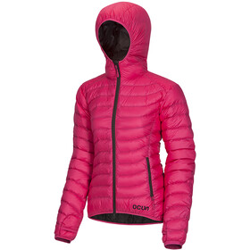 Ocun Tsunami Jacket Damen pink/brown